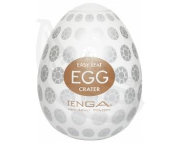 Fotka 1 - Vajíčko Tenga Egg Crater masturbátor