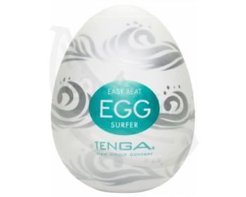 Fotka 1 - Vajíčko Tenga Egg Surfer masturbátor pro muže