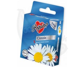 Fotka 1 - Klasické kondomy Pepino Classic 3 kusy