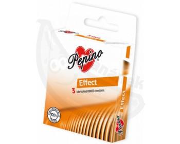 Fotka 1 - Kondomy Pepino Effect z přírodního latexu (3 ks)