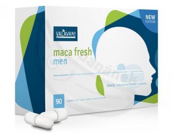 Fotka 1 - MACA FRESH Men (90 kapslí) pro intimní, psychické i fyzické zdraví mužů