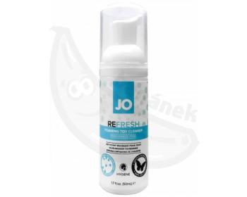 Fotka 1 - Čisticí pěna na erotické pomůcky (50 ml) System JO Refresh Toy Cleaner