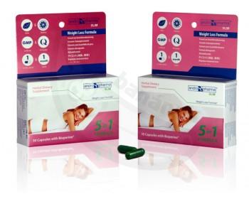 Fotka 1 - Andropharma Slim přírodní přípravek na hubnutí