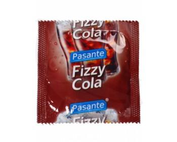 Fotka 1 - Kondom Pasante Fizzy Cola s příchutí coly (1ks)