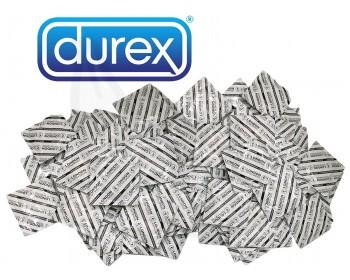 Fotka 1 - Balíček velkých kondomů Durex LONDON XL 45+5 ks zdarma