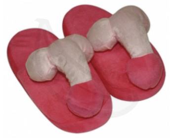 Fotka 1 - Penis bačkůrky žertovný dárek růžové