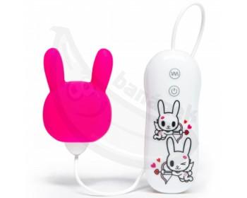 Fotka 1 - Originální vibrační vajíčko Honey Bunny Petal Vibe