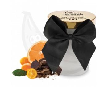 Fotka 1 - Masážní svíčka Melt My Heart vůně hořké čokolády a citrusů