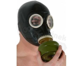 Fotka 1 - Plynová latexová maska kopie ruské vojenské
