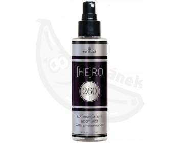 Fotka 1 - Tělová mlha s feromony pro muže HERO 260