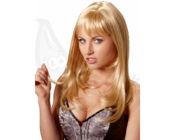 Fotka 1 - Dlouhá paruka Yvette v blond odstínu