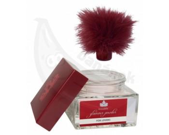Fotka 1 - Slíbatelný erotický pudr Glamour Powder