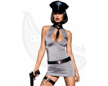 Fotka 1 - Erotický kostým policistky Obsessive Police