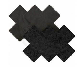 Fotka 1 - Samolepící ozdoby na bradavky ve tvaru křížků
