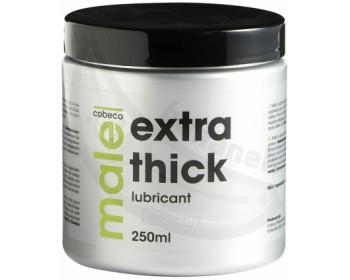Fotka 1 - Anální lubrikační gel MALE EXTRA THICK extra hustý