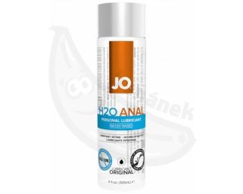 Fotka 1 - Anální lubrikační gel System JO H2O na vodní bázi