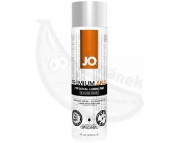 Fotka 1 - Lubrikační silikonový gel Premium ANAL 120 ml