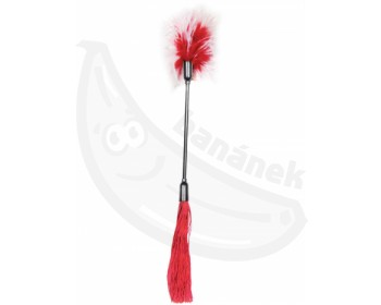 Fotka 1 - Červené důtky Whip and Tickle