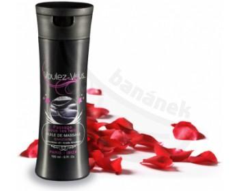 Fotka 1 - Masážní éterický olej Voulez-Vous (150 ml) aroma růží