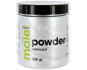 Fotka 1 - Práškový lubrikační gel na vodní bázi Male Powder