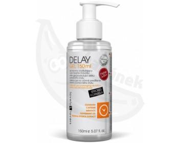 Fotka 1 - Lubrikační gel na oddálení ejakulace Delay