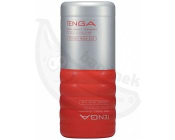 Fotka 1 - Oboustranný masturbátor pro muže TENGA Double Hole CUP