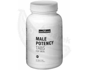 Fotka 1 - Tablety Male Potency pro mužské intimní, psychické i fyzické zdraví