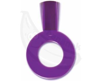 Fotka 1 - Fialový erekční kroužek na lepší erekci