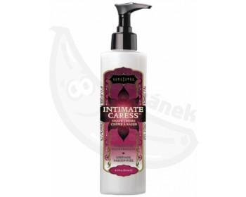 Fotka 1 - Krém na intimní holení Intimate Caress Pomegranate