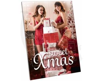 Fotka 1 - Erotický adventní kalendář s čokoládou
