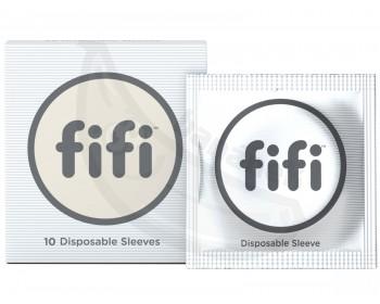 Fotka 1 - Jednorázové latexové vložky k masturbátoru FiFi 10 ks