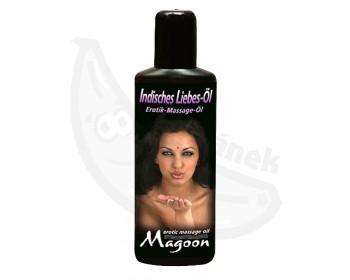 Fotka 1 - Erotický masážní olej Indický polibek