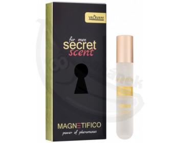 Fotka 1 - Parfém s feromony pro muže (20 ml) MAGNETIFICO Secret Scent
