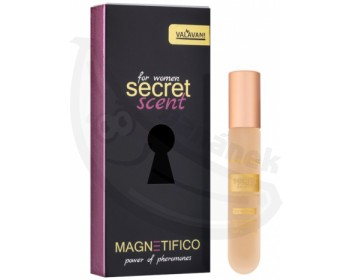 Fotka 1 - Parfém s feromony pro ženy (20 ml) MAGNETIFICO Secret Scent