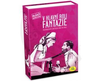 Fotka 1 - Inspirativní erotická hra pro páry V hlavní roli Fantazie