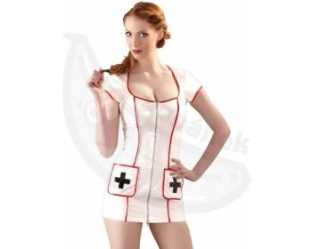 Fotka 1 - Lakovaný sexy kostým Zdravotní sestřička