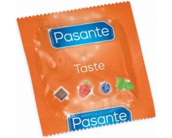 Fotka 1 - Kondom Pasante Blueberry s vůní borůvek (1 ks)