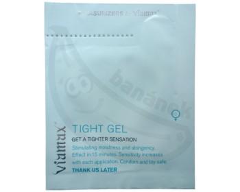 Fotka 1 - Stimulační gel na zúžení vaginy (VZOREK 2ml) Viamax Tight Gel
