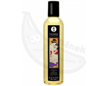 Fotka 1 - Erotický masážní olej Desire Vanilla s vůní vanilky