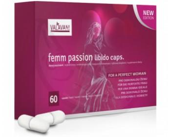 Fotka 1 - FEMM PASSION pro zvýšení ženského libida a lepší sex