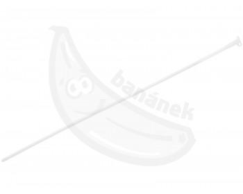 Fotka 1 - Silikonový katétr na cévkování průhledný