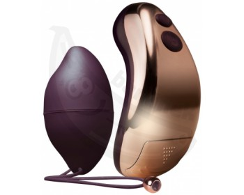 Fotka 1 - Vibrační vajíčko na dálkové ovládání RO-Duet