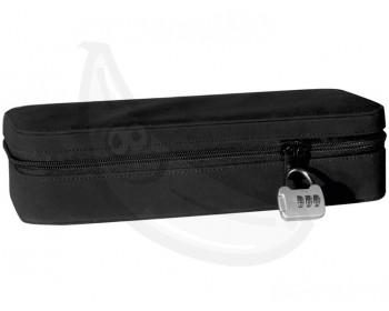 Fotka 1 - Luxusní černý kufřík na erotické pomůcky Secret box