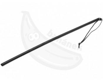 Fotka 1 - Černá kožená rákoska 62cm