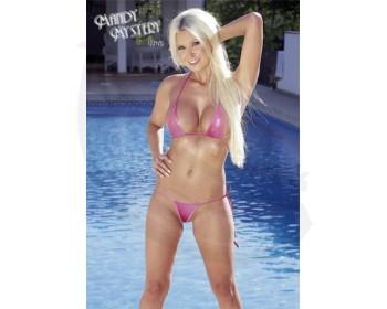 Fotka 1 - Mandy Mystery sexy bikiny růžové
