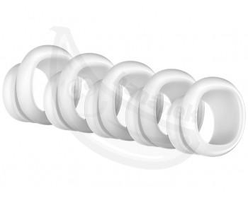Fotka 1 - Náhradní manžety pro stimulátor klitorisu Satisfyer PRO PENGUIN – Next Generations 5 ks