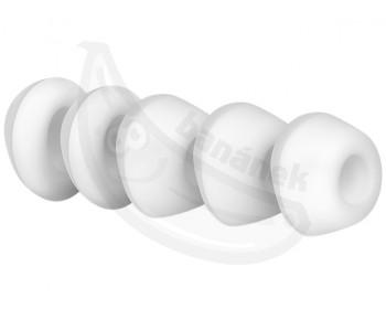 Fotka 1 - Náhradní manžety pro stimulátor klitorisu Satisfyer PRO 2 – Next Generation 5 ks