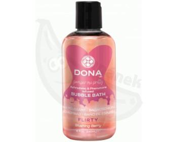 Fotka 1 - Afrodiziakální pěna do koupele Flirty Blushing Berry