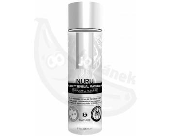 Fotka 1 - Masážní gel Nuru Full Body Sensual (240 ml) System JO